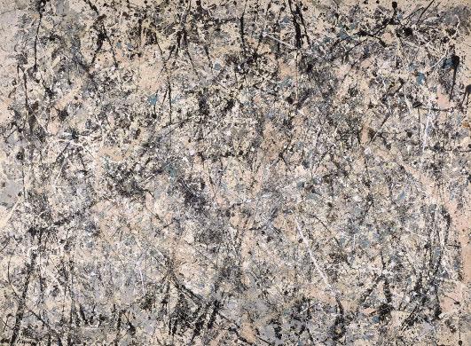 Lavender Mist, Pollock