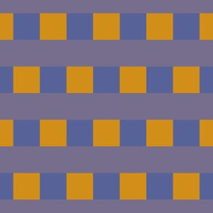 Uniform coloring of a regular tiling