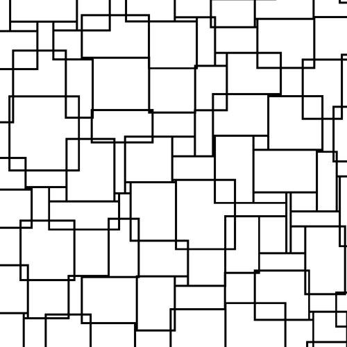 Truchet pattern by Samuel Monnier