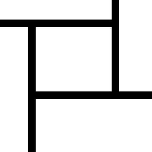 A Truchet pattern