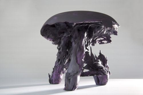 Gravity Stool by J�lan Van der Wiel