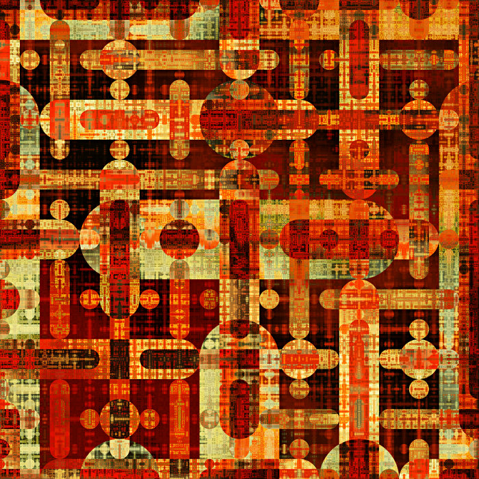 20081031-1, algorithmic artwork by Samuel Monnier